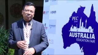 Australian Education Fair 2017 organized by Professional Education Consultancy