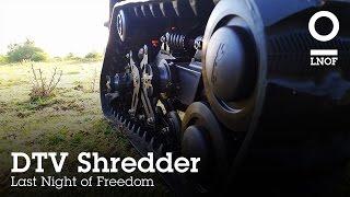 DTV Shredder - Ultimate Crossover Vehicle