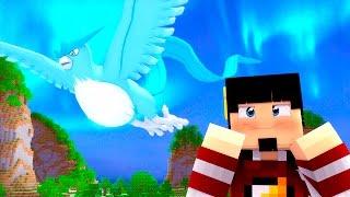Minecraft: ARTICUNO LENDARIO - POKEMON Ep.21 ‹ AMENIC ›
