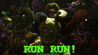 "[FNAF SFM SONG]""RUN RUN!"" by ChaoticCanineCulture"