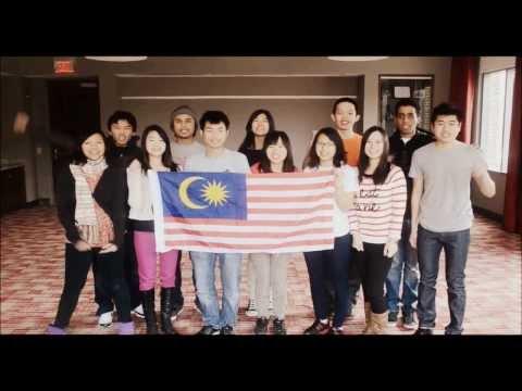 I Love Malaysia: Malaysian Cultural Night 2013 - The Ohio State University (MASA OSU)