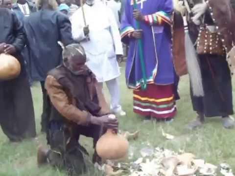 kuraga Inya Ritual