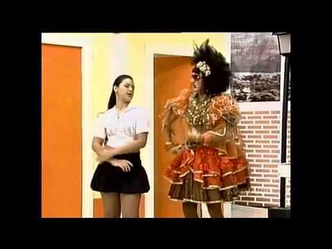 VILA DO RISO Dadá termina com o namorado que tinha um carrão 28 10 2012
