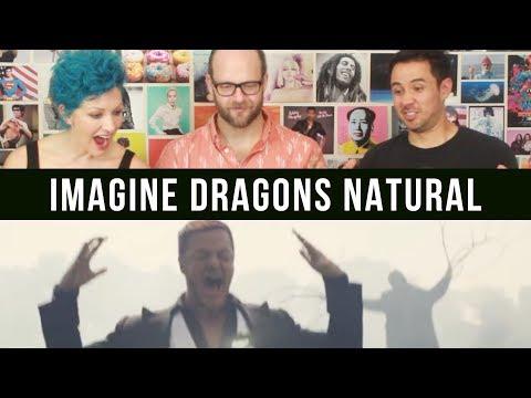 Download Imagine Dragons -Natural -  REACTION free
