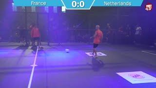 WS3s 2017 | GROUP 2 GAME 4 NETHERLANDS VS FRANCE
