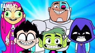 Teen Titans GO! To the Movies | Teaser Trailer - DC Animated Movie