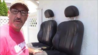 Seat Repair Hack | Jeep Grand Cherokee | Easy Seat Repair