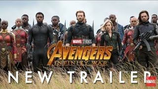 AVENGERS: Infinity War - Teaser Trailer | Part - 1 | Marval's Movie (2018)