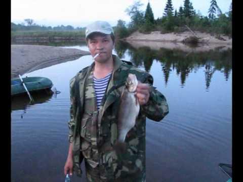 рыбалка в устьянах