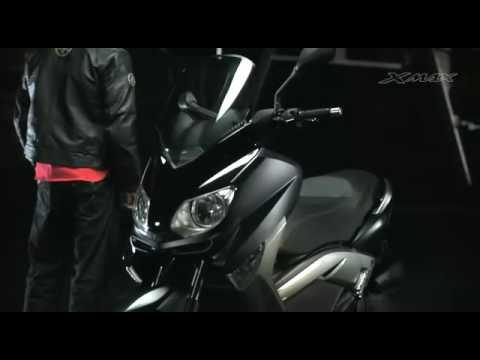 Découvrez le nouveau X Max 125 2010