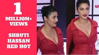 Shruti Hassan Red Hot