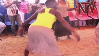 Hundreds compete in kadodi dance competition in Mbale