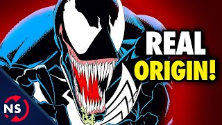The REAL Origin of VENOM and Spider-Man