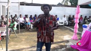 Prince One Day Remix Patoranking's Happy Day@ A Wedding in Ghana