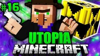 OTTO will ATOMBOMBEN?! - Minecraft Utopia #016 [Deutsch/HD]