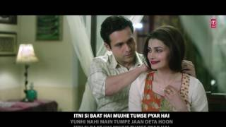 Itni Si Baat Hain Lyrics