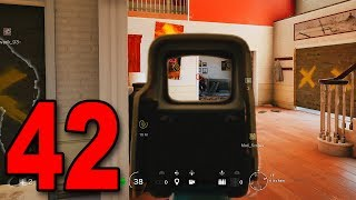 Rainbow Six Siege - Part 42 - MIC = PLUGGED IN! (+ Jager Ace)