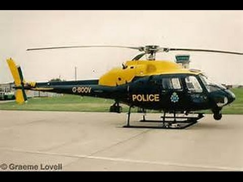 W.A. Police Air Wing Helicopter Police Chase!