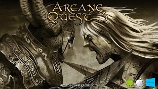 Official Arcane Quest 3 (by Nex Game Studios/Marco Pravato) Launch Trailer (iOS/Android)