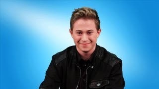 iCarly Star Reed Alexander talks Nevel and Food!