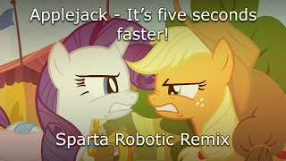 [1,500 SUBS] Applejack/Rarity -
