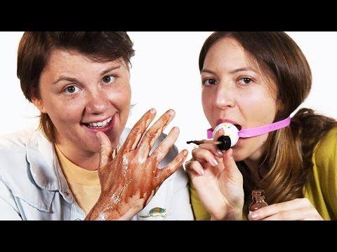 Couples Taste Edible Sex Toys
