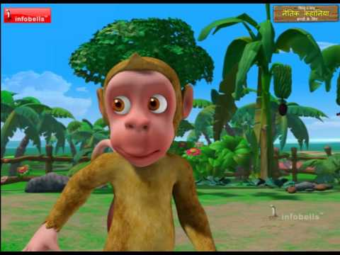 Xxx Mp4 Monkey Menace Stories For Children In Hindi 3gp Sex