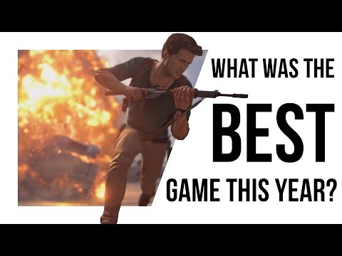 These are our BEST GAMES OF 2016