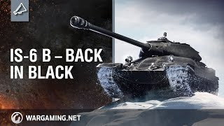 World of Tanks - IS-6 B: Back in Black