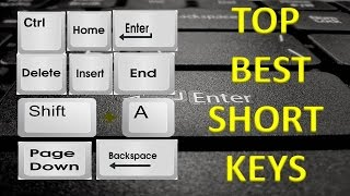 Computer Tips & Tricks Everybody Should Know | Computer Keyboard Shortcut keys | Keyboard Shortcuts