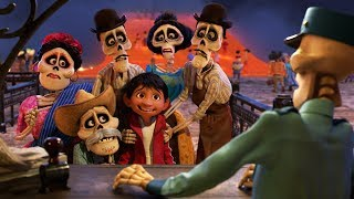 Coco ALL TRAILERS + MOVIE CLIPS