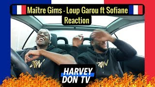 Maître Gims - Loup Garou ft. Sofiane Reaction Harvey Don TV