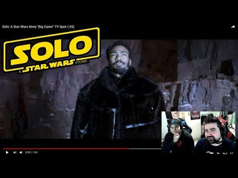 Xxx Mp4 SOLO A Star Wars Story Angry Trailer Reaction 3gp Sex