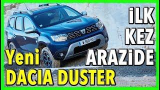 2017 Dacia Duster arazi performansı ve teknik özellikleri