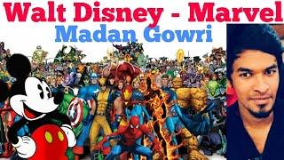 History of Walt Disney   Tamil   Marvel   Entertainment   Madan Gowri   MG