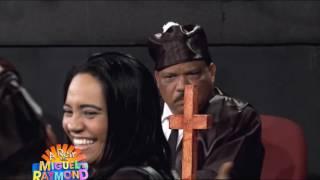 Juicio a Raquel Arias en A REIR Con Miguel y Raymond - (2/2)