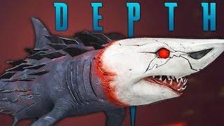 ICE DRAGON & HELL RAISER SHARK EAT EVERYONE IN SIGHT - Depth