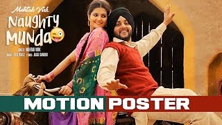 Naughty Munda Mehtab Virk | Motion Poster | Full Song Releasing 15 January