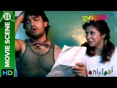 Xxx Mp4 Aamir Khan S Funny Rehearsal With Urmila Matondkar Rangeela 3gp Sex