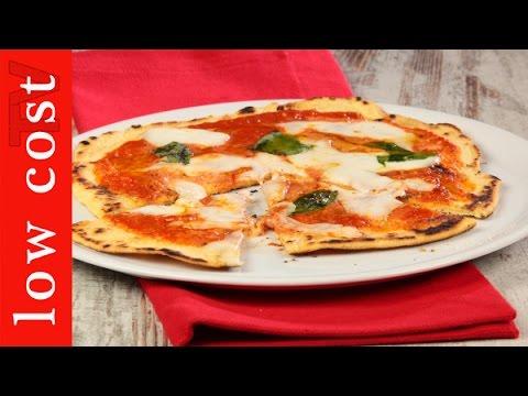Piadinpizza / Come fare una pizza veloce in padella