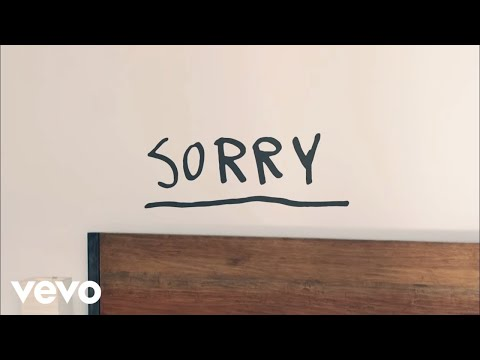 Justin Bieber - Sorry (Lyric Video)