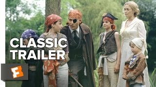 Finding Neverland (2004) Official Trailer - Johnny Depp, Kate Winslet Movie HD