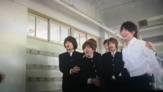 真剣SUNSHINE・大ちゃん山田くんにぶつかり怒られる笑