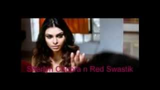 Sherlyn Chopra Red Swastik Hindi movie part 1sexy sherlyn chopra hot sexy seducing cleavage show sce