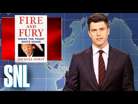 Xxx Mp4 Weekend Update On Fire And Fury SNL 3gp Sex