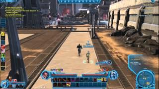Vette's got attitude (Star Wars A warrior's tale ep 41)