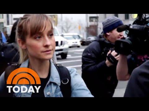 Xxx Mp4 Actress Allison Mack Negotiating Possible Plea After Sex Trafficking Arrest TODAY 3gp Sex