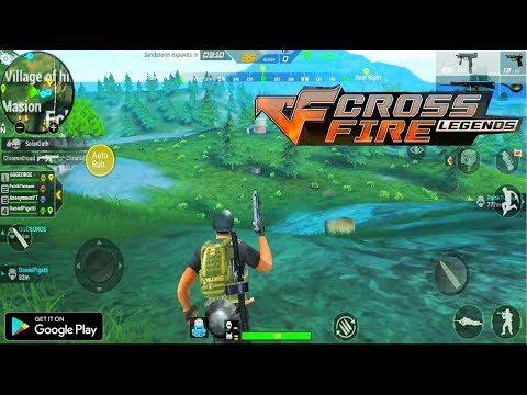 Xxx Mp4 CrossFire Legends New Battle Royale Gameplay Android HD 3gp Sex