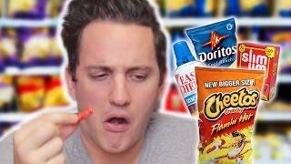 Australians Taste Test American Snacks