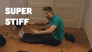 Flexibility For The SuperStiff: Full Workout For Absolute Beginners